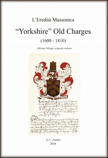 Yorkshire Old Charges